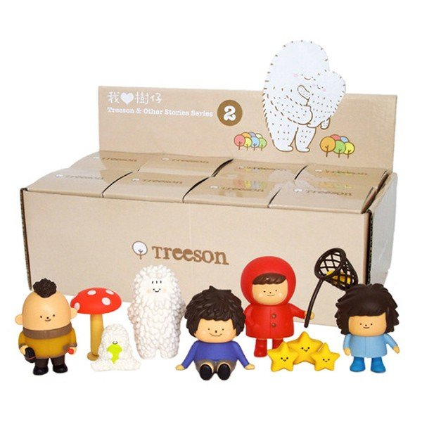 Treeson & Other Stories - Series 2 Blind Box