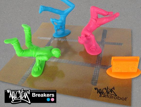 All City Breakers - Mini Series
