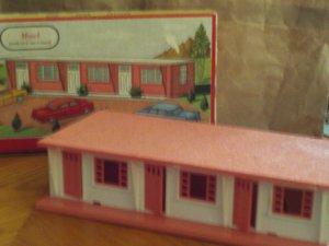 Plasticville Motel