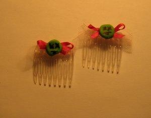 Pink Yuck Combs