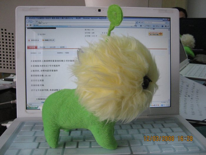 [Official] lovely toy, CJ7 doll, baby toy, alien dog [Last 5]