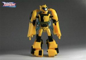 [HASBRO]2008 Transformers Animated Toys : [DeluxE] Bumblebee