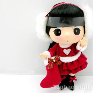 [Official] ddung [christmas baby ];lovely toy; [Free Shipping]