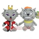 [Value package] [Official]  Pleasant Goat And Big Big Wolf (38cm);baby toy;[Free shipping]
