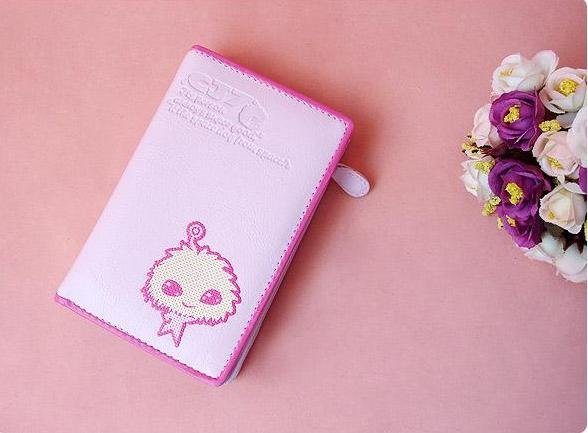 [CJ7] cj7 lovely pink wallet or purse [free shipping]