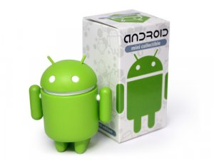 [Google][Android][Robot]Android Mini Collectible Standard Green Edition