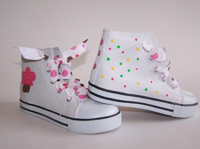Gymboree Cupcake Cutie M2M Shoes