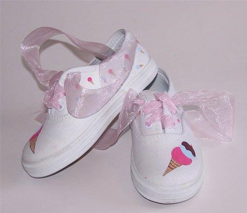 Gymboree M2M Ice Cream Social Shoes