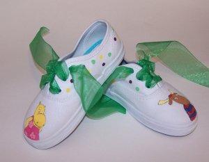 Nickelodeon Custom Backyardigan Shoes