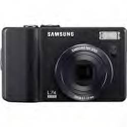 "7.2MP Digital Camera with 28mm Wide-Angle Lens, 3.6x Optical Zoom and 3.0"" Touch Screen LCD"