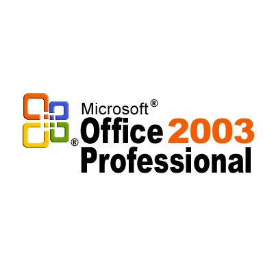 M.S. office 2003  O.E.M.  New!! with valid C.O.A