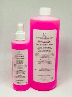 RDS032 Russman DeBubblizer Surfactant, 32oz with empty 4oz spray bottle