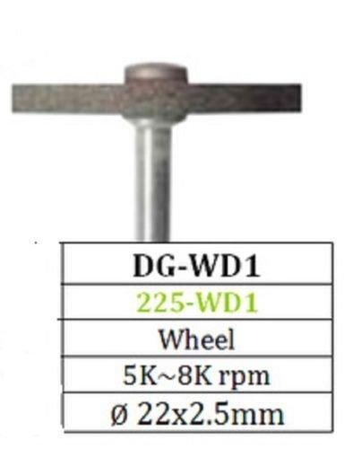 Diamond Grinding Wheel DG-KD1  22mm diameter 3.5mm thickness. Coarse Grit. Knife