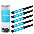 Denu TemTooth Temporary Light Cure Resin Material Shade A3 5x13g Syringes