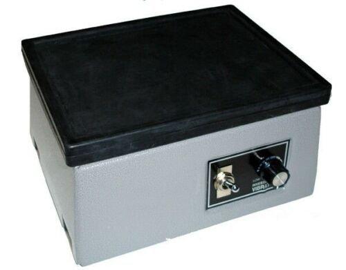 "Medium Investment Vibrator for Dental/Medical Use 6 x 8 x 4.5"""