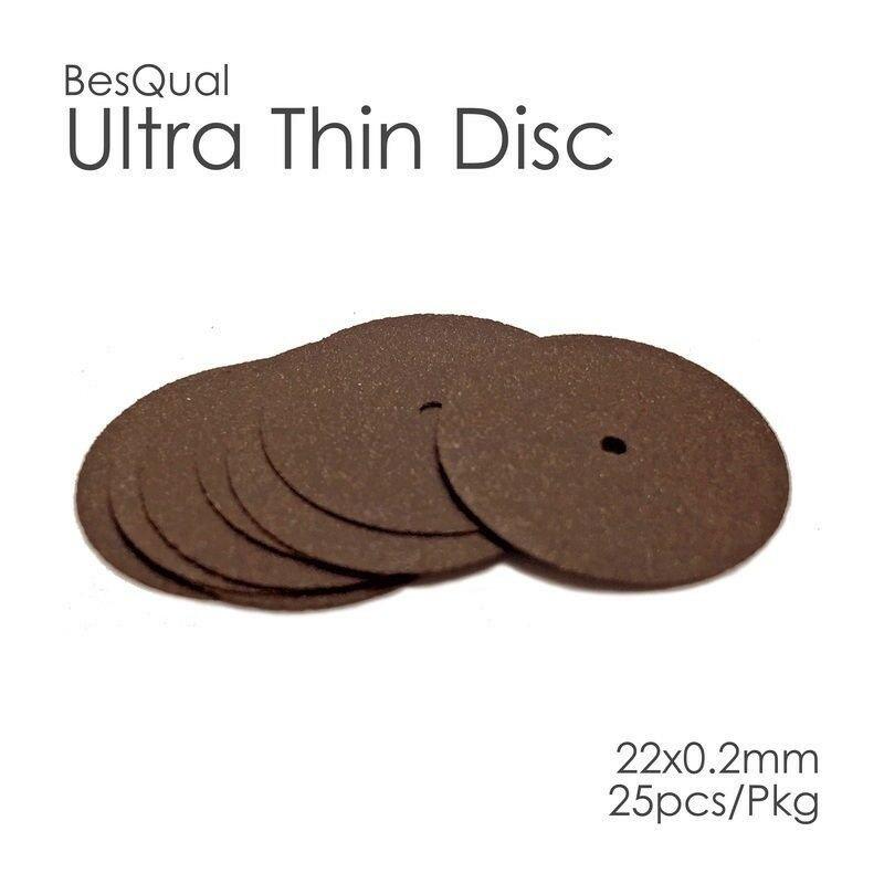 Ultra Thin Disk High Quality (25/Box) 22 X 0.2mm