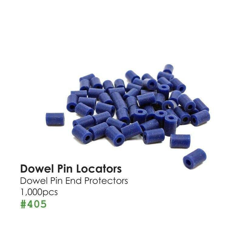 Dowel Pin Locators 1000pcs - Dowel Pin End Protectors - BesQual