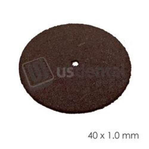 BESQUAL - Cut-Off Wheel 40mm x 1mm ( 1.75in x 0.040in ) - 100pk - Non co 1074010