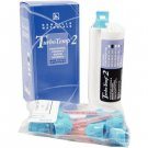 Turbo Temp 2 Refill A2. Bis-Acrylic Self-Cure Temporary Crown and Bridge