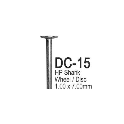HP Diamond Coated Burs DC15