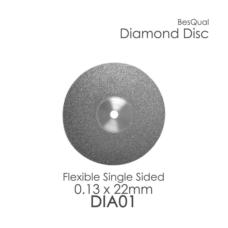 Diamond Disc (Unmounted) DIA01