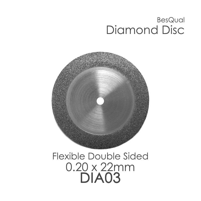 Diamond Disc (Unmounted) DIA03