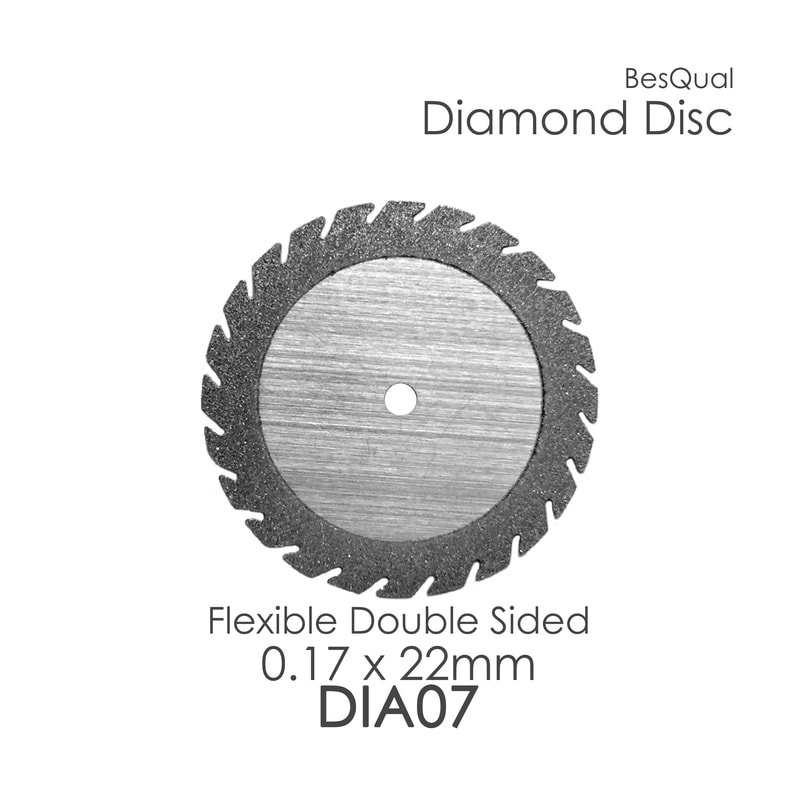 Diamond Disc (Unmounted) DIA07