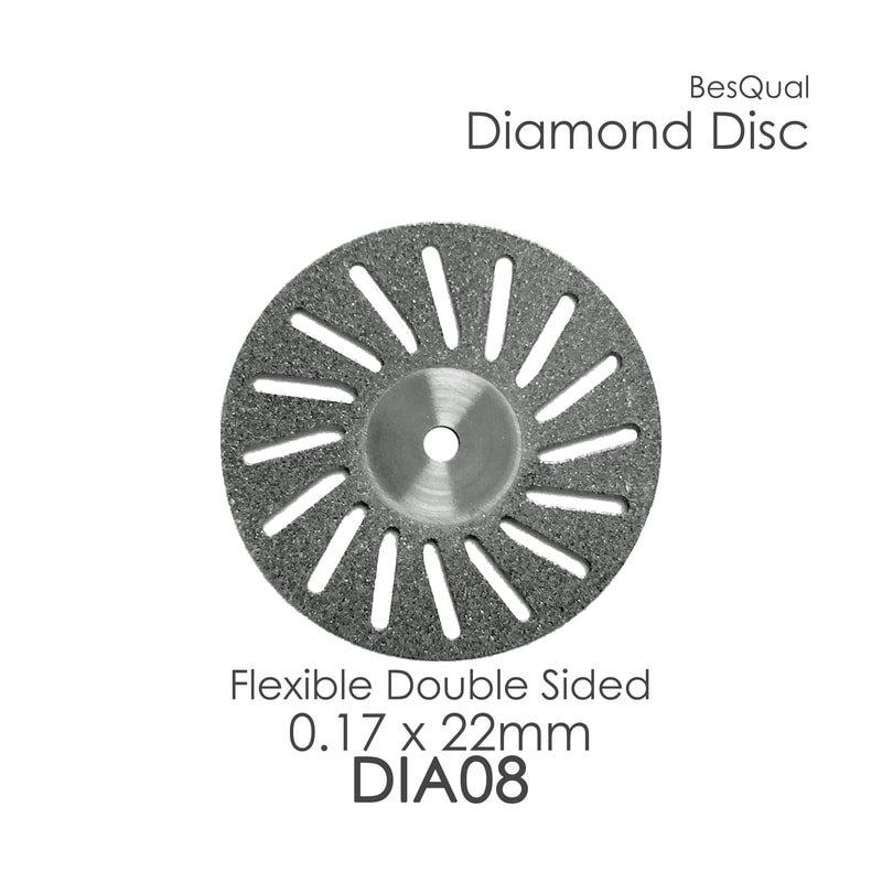 Diamond Disc (Unmounted) DIA08