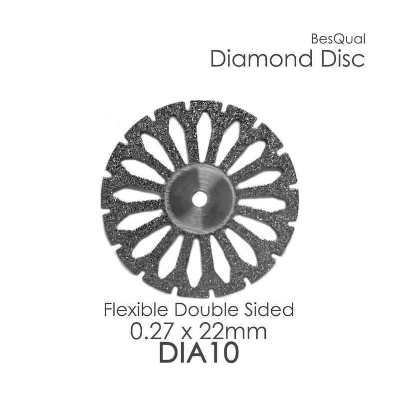 Diamond Disc (Unmounted) DIA010
