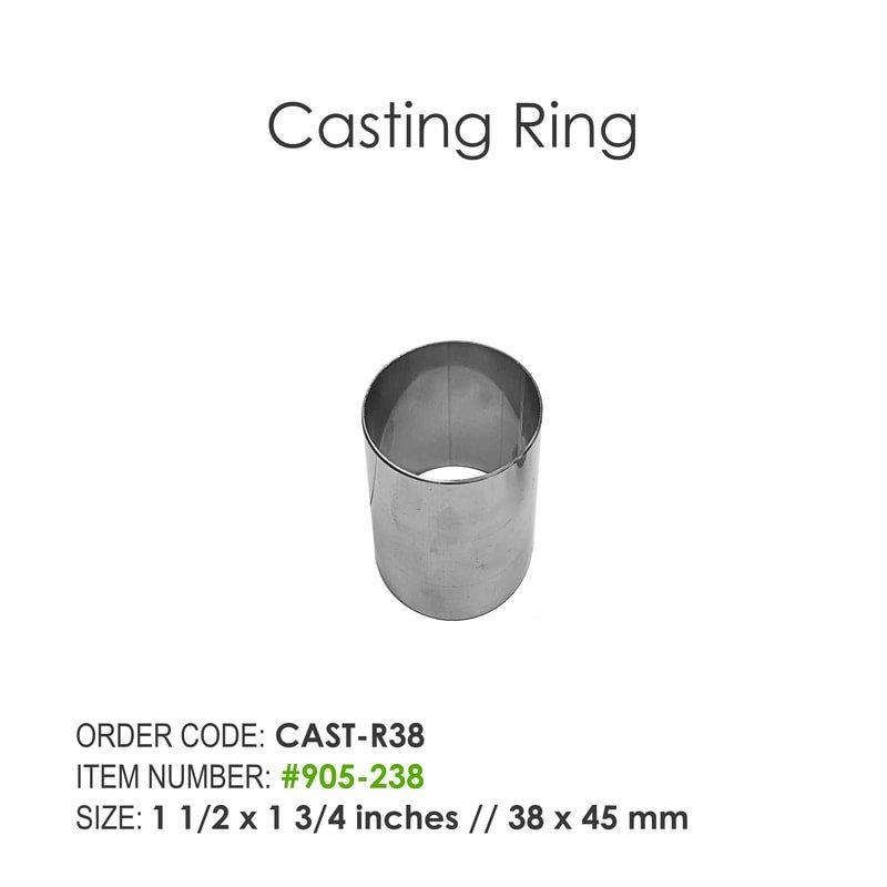 Casting Ring CAST-R38