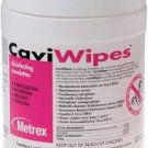 Metrex CaviWipes Surface Disinfectant Towelettes Item 13-1100 Single Can