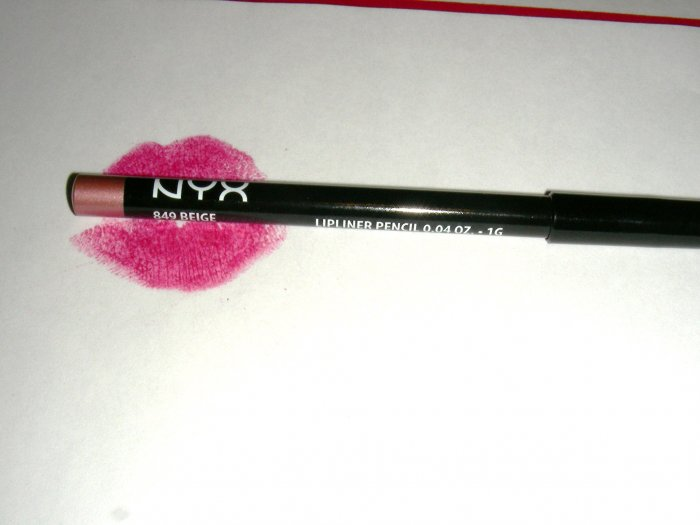 NYX SLIM LIP PENCIL - BEIGE