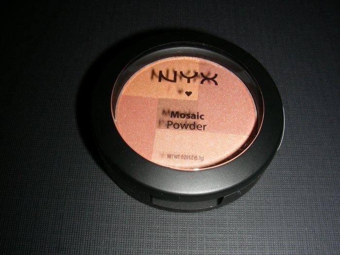 NYX MOSAIC POWDER BLUSH - CAFE