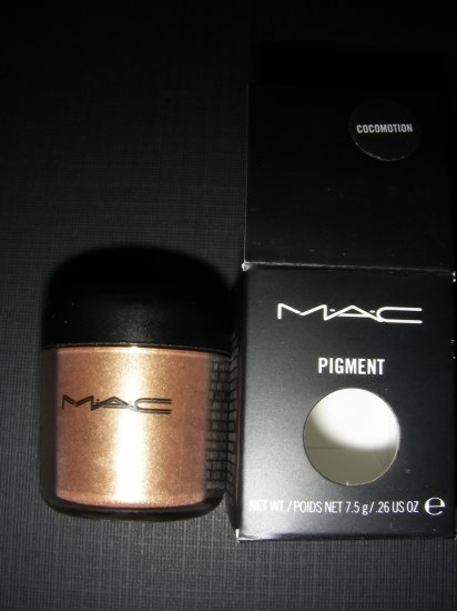 MAC COCOMOTION LIMITED EDITION - PIGMENT SAMPLE