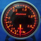 Daemon Professional 60mm Stepper Motor Boost Gauge