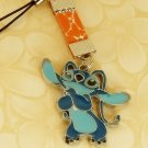 Stitch  Cell  Phone  Charm,  Mobile Key Chain