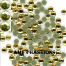 Sun Yellow Stone Rhinestones Hot Fix 4mm/16ss