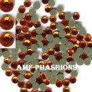 Orange Rhinestones Hot Fix 6mm/30ss