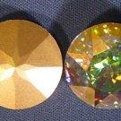 1 Swarovski CrystalAB #1201 27mm Stone