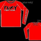 Red Longsleeve Tee