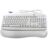 Logitech Deluxe Spillproof PS/2 Keyboard