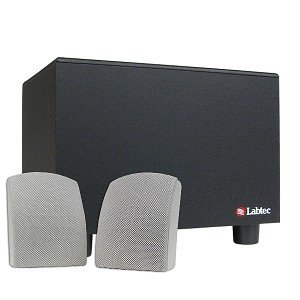 Labtec Pulse 325 Speakers & Subwoofer