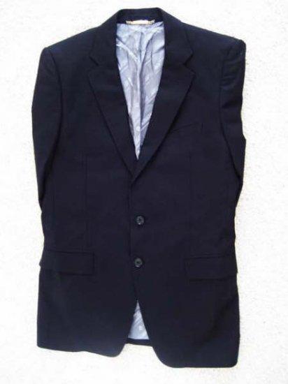 Dolce & Gabbana D&G Black Men Suit G2496T FU6GQ Sz 52
