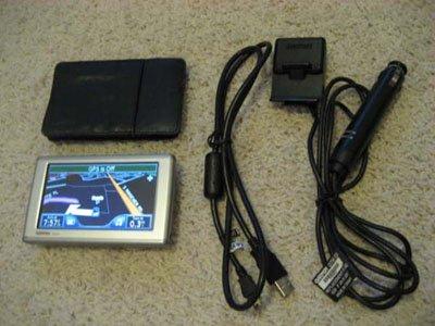 Garmin Nuvi 660 GPS Navigation Integrated FM BT Calling