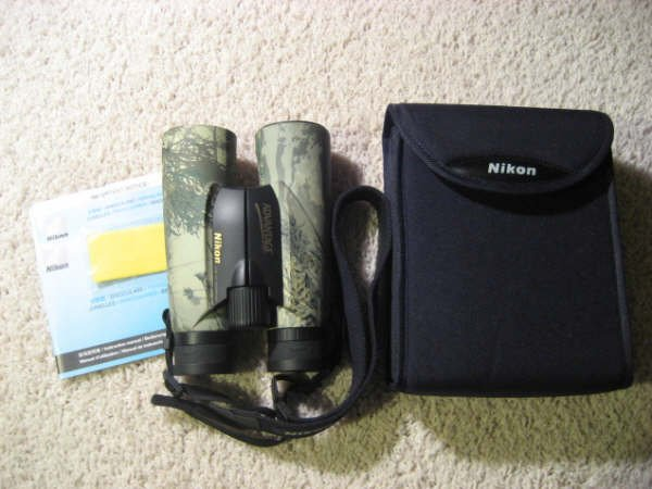 Nikon ® 10x50 mm Trailblazer Binoculars Advantage Max - 1 HD®