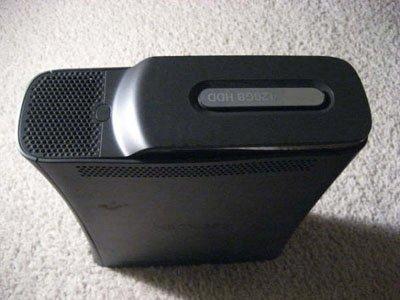Microsoft Xbox 360 Elite 120gb Game Console HDMI -BLACK