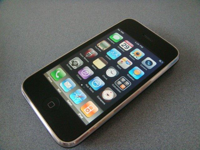 Apple Iphone 3Gs 32GB Black unlocked and jailbreak