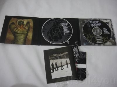 Metallica St. Anger 2 discs CD / DVD