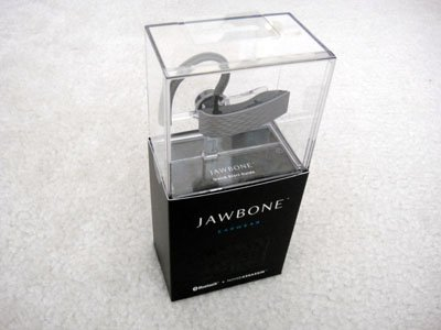 Brand new retail box Jawbone 2 Silver Color Noise Assassin for Iphone Android Bluetooth