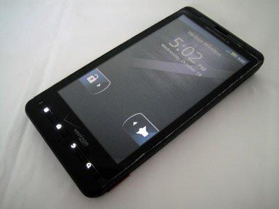 "Verizon Motorola Droid X Android Smart Phone 4.3"" HD 8MP camera Wifi HDMI clean ESN#"